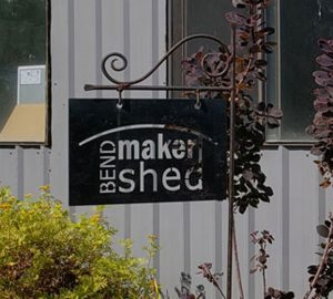 Bend Maker Shed